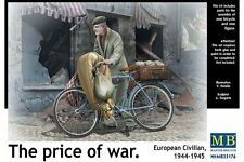MasterBox MB35176 1/35 The price of war. European Civilian 1944-1945