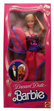 Vintage 1982 Dream Date Barbie Red Sequenced Gown Mattel #5868 NIB