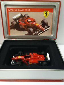 Hotwheels Official Ferrari F310 1996 1:43 Michael Schumacher