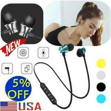 In-Ear Earbuds Headphone Bluetooth 4.2 Stereo Earphone Headset Wireless US