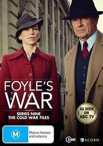 Foyles FOYLE'S WAR Series SEASON 9 : NEW DVD