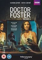 Doctor Foster: Serie 1 [DVD] Suranne Jones & Bertie Carvel - Temporada 1 One 1st
