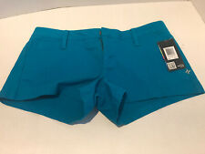 Hurley Juniors Lowrider Shorts Blue Size 11 NWT