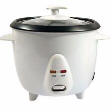 Il riso fornello 0.8ltr ANTIADERENTE PENTOLA ELETTRICA AUTOMATICA caldo caldo Cook Nuovo di Zecca