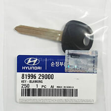 8199629000 Uncut Blank Key For HYUNDAI TERRACAN 2001-2006