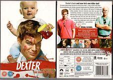 DEXTER - Intégrale saison 4- VO UNIQUEMENT/ONLY- Coffret 2 boitiers slim - 4 DVD