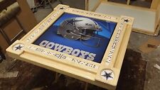 Cowboys Domino Table by Domino Tables by Art