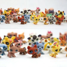 1PC Cute Rare Littlest Pet Shop LPS Lot Figures Collection Toy Cat Dog Loose
