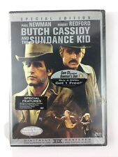 Butch Cassidy and the Sundance Kid (Dvd, 2000, Special Edition) New Sealed