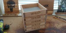 """SET OF 5 HK-12""""x12"""" 180/150/120/104/75 MICRON Sifting Screens Dry Sift Frames"""