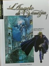 L'ANGELO DI VENEZIA 1 - Ongaro e Mantelli -  AureaComix n.18 - cartonato