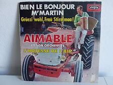 AIMABLE L hotesse de l air VS 45 12258 Photo tracteur