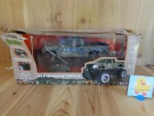 RealTree Xtra Off Roadin Truck Full Function RC Ignite FOR PARTS OR REPAIR