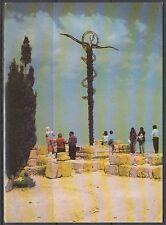 Jordanien Jordan used Post Card Postkarte Mount Nebo [cm581]