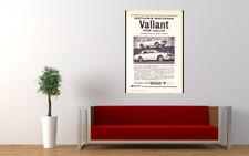 "1964 AP5 CHRYSLER VALIANT SEDAN WAGON AD PRINT WALL POSTER PICTURE 33.1""x23.4"""