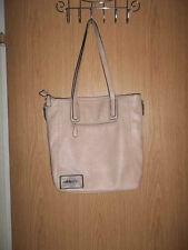 Markenlose unifarbene Damen-Beuteltaschen mit Innentasche (n)
