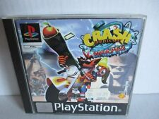 Sony PLAYSTATION 1 ps1 gioco CRASH BANDICOOT 3 Warped