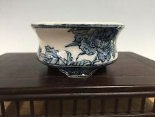 Beautiful Painted Daisuke Sano Shohin Size Bonsai Tree Pot, 3""