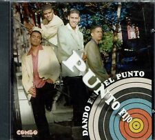 Punto Fijo Dando en El Punto  BRAND  NEW SEALED CD