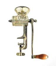 Antique Hibbard, Spencer, Bartlett and Company # 700 Food Chopper – Antique Food