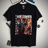 1998 Vintage Rob ZOMBIE Hellbilly Deluxe Album Promo Nu Metal Tee Tshirt S-XXL