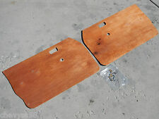 HOMEMADE FRONT DOOR PANELS 1980 80 NISSAN DATSUN 210 310 BLUEBIRD