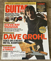 Guitar World Magazine February 2004 Dave Grohl! Foo Fighters