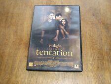 "DVD,""TWILIGHT,chapitre 2,TENTATION"""