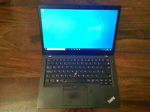 Lenovo THINKPAD T470s 20HG i7-7600U 16GB 480GB SSD Very good condition
