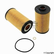 One New OPparts Engine Oil Filter J932 for BMW Land Rover