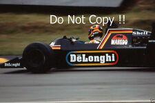 Stefan Bellof Tyrell 012 British Grand Prix 1984 Photograph