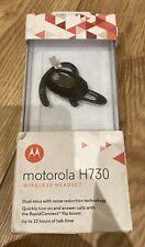 Motorola H730 Bluetooth Headset Black - Old Classic Model (89422N) New & Sealed