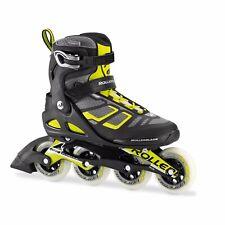 Rollerblade Macroblade 90 Aluminum Men's Inline Skates Size 10 Brand New