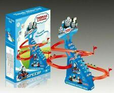 Thomas Train  Slide Race Classic Racer Track With Rhythmic Music Xmas Gift