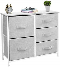 Sorbus Dresser with 5 Drawers - Furniture Storage Tower Unit for Bedroom, Office
