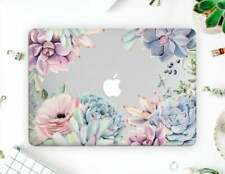 Floral Macbook Air 11 13 Hard Case Flowers Macbook Pro 13 15 2019 Printed Shell