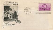 SEUL SUR LETTRE PREMIER JOUR FIRST DAY CAPITOL FLORIDA 100 YEARS OF STATEHOOD