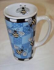 Tall Mug: Signature - 'BUG ME' by Alicia Tormey Designs  14oz