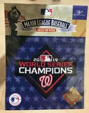 WASHINGTON NATIONALS World Series Champions Patch Official Baseball jersey patch