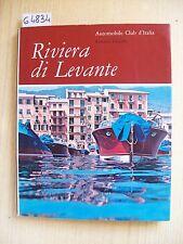R. CROCELLA - RIVIERA DI LEVANTE - AUTOMOBILE CLUB D'ITALIA - 1964