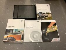 VW CADDY OWNERS MANUAL 2016-2020