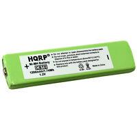Battery for Panasonic RQ SJ SL Series Portable CD MP3 Player, HHF-AZ09 HHF-AZ01