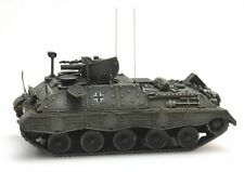 Artitec 1/87: 6870031 Jaguar 2 Bundeswehr,jaune olive modèle de finition résine