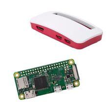 Raspberry Pi cero W (inalámbrica) y caso oficial