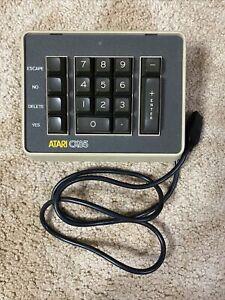 Vintage ATARI CX85 NUMERIC KEYPAD for Atari Computers