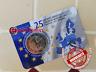 2 Euro CC Coincard BU Belgique 2019 - Institut Monétaire Version Flamande NL