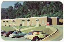 CITY VIEW MOTEL Chattanooga TN 1951 Fritos Chevy Panel Truck COKE MACHINE Autos