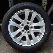 4 BMW ruedas de verano STYLING 156 BMW Serie 3 E90 E91 205/55 R16 91W RUNFLAT