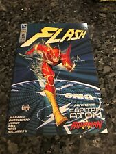 RARE FLASH #2 MENSILE VARIANT FOREIGN ITALIAN EDITION AWESOME COMIC!!