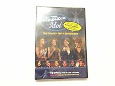 American Idol: The Search For A Superstar DVD TV Show - NEW SEALED